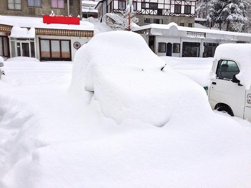 猛吹雪|北信州 木島平スキー場のクチコミ画像