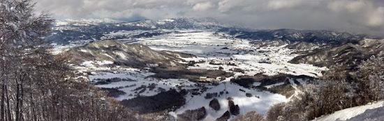 上級コースが面白い|北信州 木島平スキー場のクチコミ画像