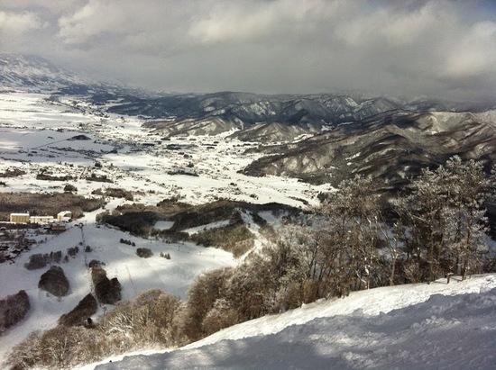 上級コースが面白い|北信州 木島平スキー場のクチコミ画像2