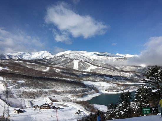 雪質良く絶景‼︎|かぐらスキー場のクチコミ画像