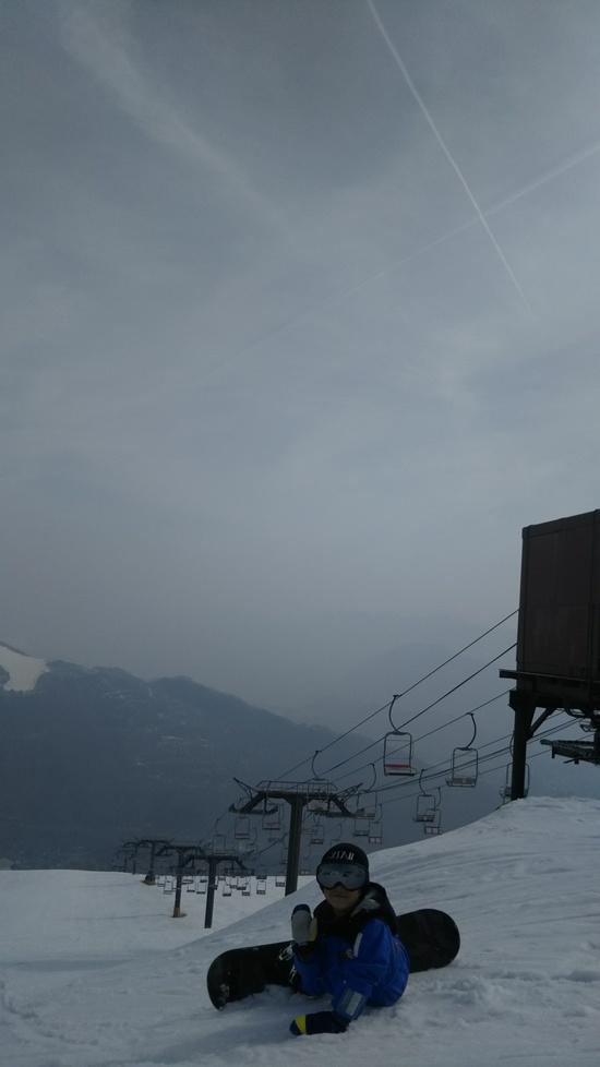広い!|白馬八方尾根スキー場のクチコミ画像