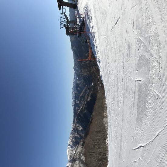 雪不足といわれる中でも大丈夫|福井和泉スキー場のクチコミ画像2