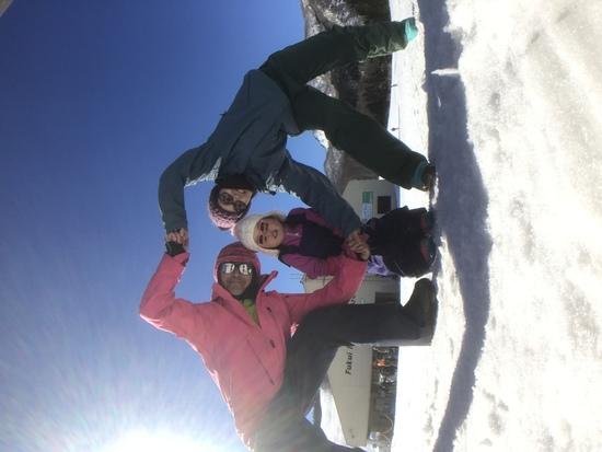 雪不足といわれる中でも大丈夫|福井和泉スキー場のクチコミ画像3