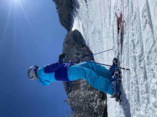 晴れとゲレンデとあたし|丸沼高原スキー場のクチコミ画像