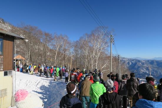 上のみオープン!|栂池高原スキー場のクチコミ画像
