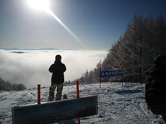 雲海|妙高杉ノ原スキー場のクチコミ画像