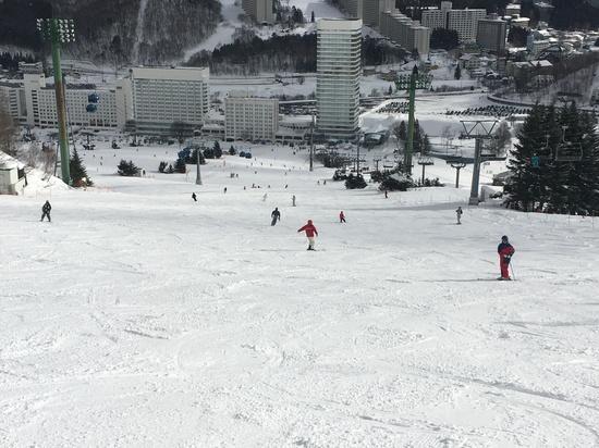 久し振りの苗場!|苗場スキー場のクチコミ画像