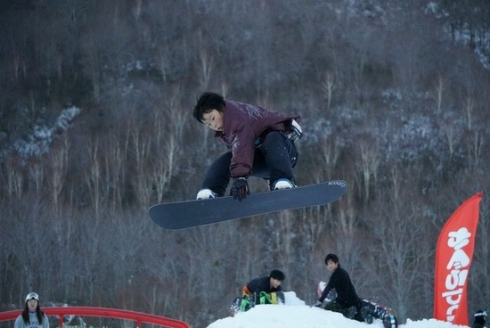 最高のシーズンイン|かぐらスキー場のクチコミ画像