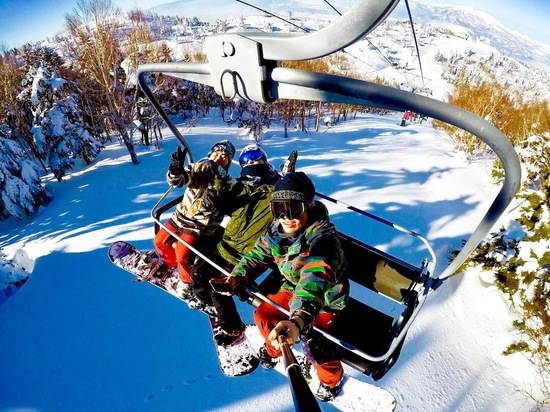 標高1770m|竜王スキーパークのクチコミ画像