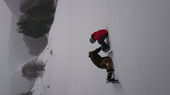 仲良し❣️父と娘|丸沼高原スキー場のクチコミ画像