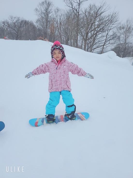 初めての雪山!初めてのスノーボード!! 水上高原スキーリゾートのクチコミ画像