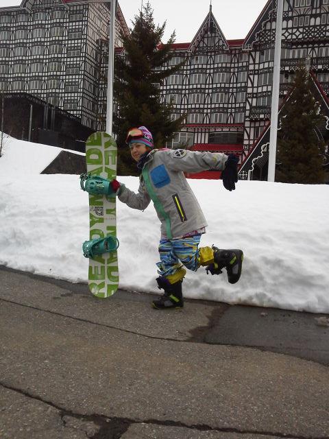 初滑り|白馬コルチナスキー場のクチコミ画像
