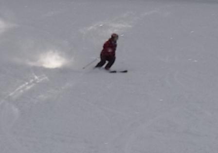 雪が降りました|信州松本 野麦峠スキー場のクチコミ画像