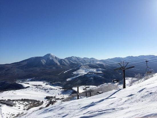 初心者か上級者向けかな|車山高原SKYPARKスキー場のクチコミ画像