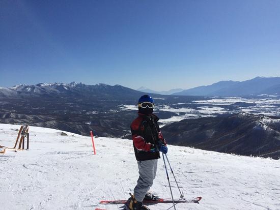 初心者か上級者向けかな|車山高原SKYPARKスキー場のクチコミ画像2