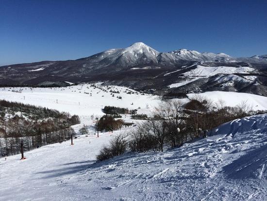 初心者か上級者向けかな|車山高原SKYPARKスキー場のクチコミ画像3