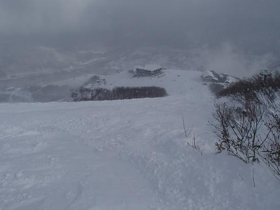 寒かった シーズンイン☆|白馬八方尾根スキー場のクチコミ画像