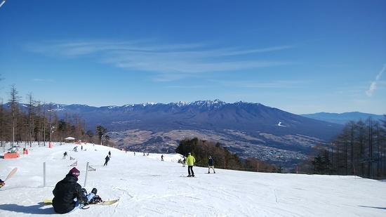 晴天率の高さは伊達じゃない|富士見パノラマリゾートのクチコミ画像