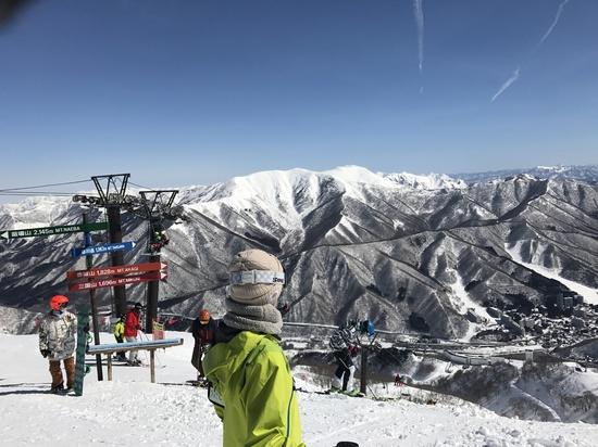 行くぜ、苗場!|苗場スキー場のクチコミ画像