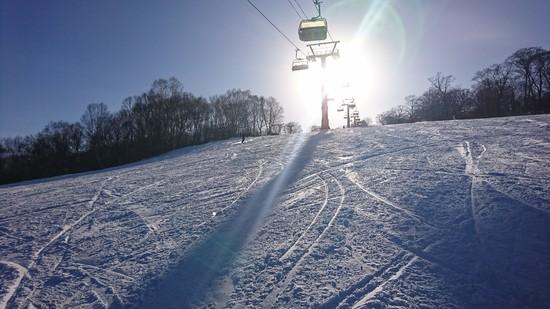 雪不足シーズン初めでも かぐらは大丈夫!|かぐらスキー場のクチコミ画像