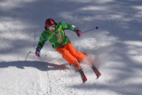 ほのぼの春|信州松本 野麦峠スキー場のクチコミ画像