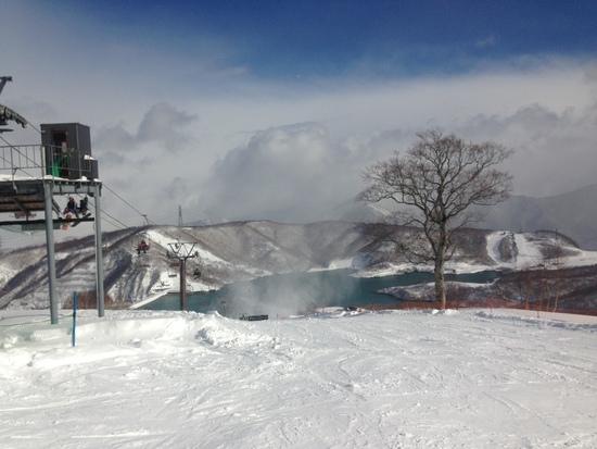 一日では滑り倒せない広大さ|かぐらスキー場のクチコミ画像