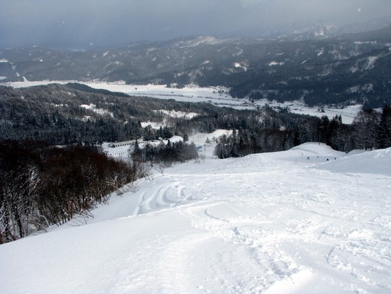 ファミリーが楽しめるスキー場です|糸魚川シーサイドバレースキー場のクチコミ画像3