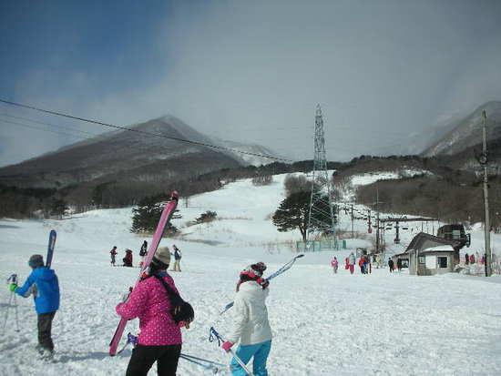 のどかなスキー場|ファミリースノーパーク ばんだい×2のクチコミ画像1