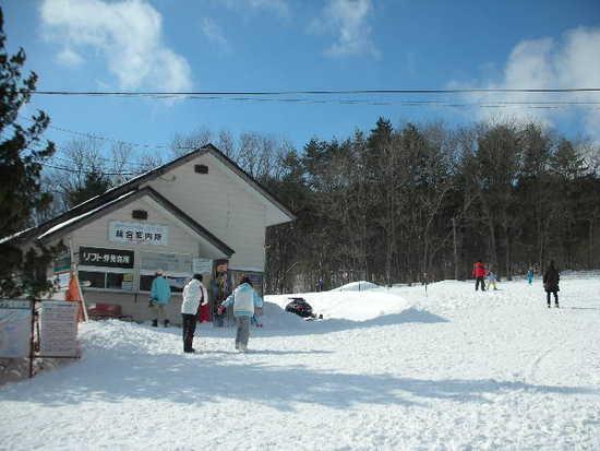 のどかなスキー場|ファミリースノーパーク ばんだい×2のクチコミ画像3