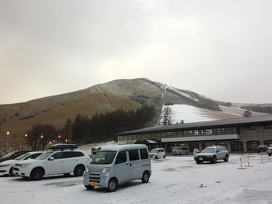 12/9プレオープン|車山高原SKYPARKスキー場のクチコミ画像3