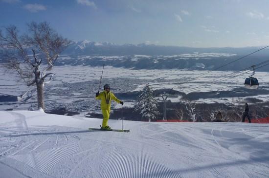 富良野サイコー❗|富良野スキー場のクチコミ画像