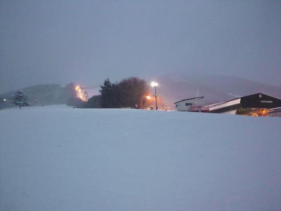 滑りごたえあるねー!|猪苗代リゾートスキー場(旧グランドサンピア猪苗代リゾートスキ…のクチコミ画像