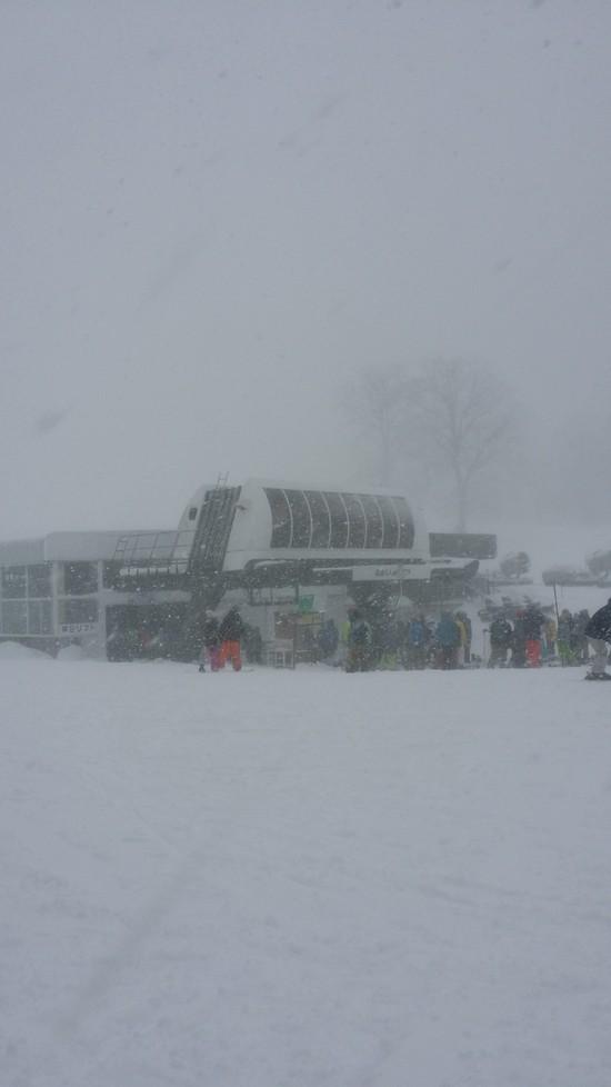 寒かった|たんばらスキーパークのクチコミ画像
