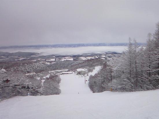 初めてのヘラクレスコース|あだたら高原スキー場のクチコミ画像