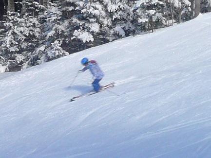 プチ混雑|信州松本 野麦峠スキー場のクチコミ画像