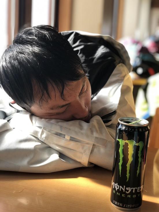 三分間、ひとやすみ。|スキージャム勝山のクチコミ画像