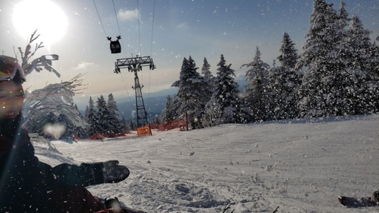 ゲレンデマジック|蔵王温泉スキー場のクチコミ画像