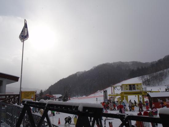 スキーヤーオンリーで雪質最高|かたしな高原スキー場のクチコミ画像