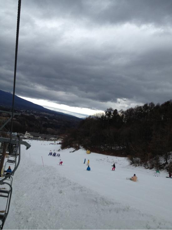 練習場所に最高でした!|佐久スキーガーデン「パラダ」のクチコミ画像
