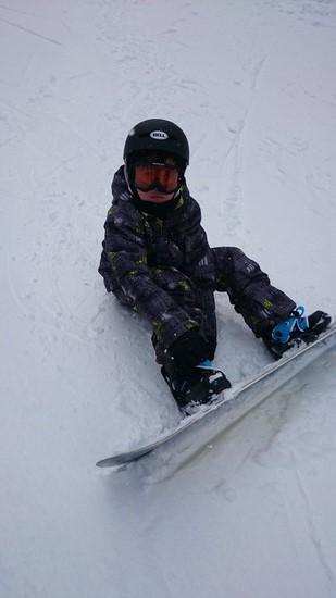 子供と一緒に 花巻市鉛温泉スキー場のクチコミ画像