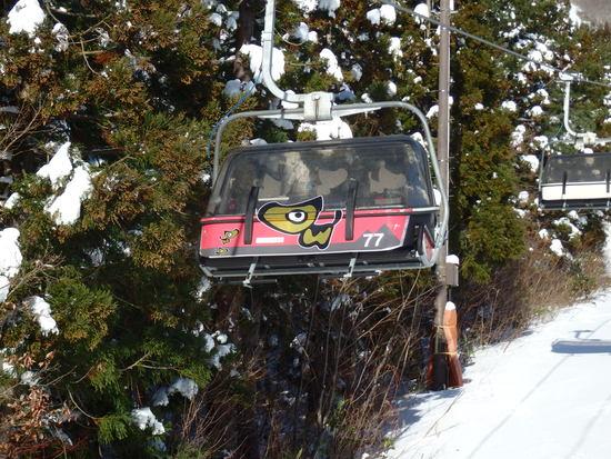 やられました 猪苗代スキー場[中央×ミネロ]のクチコミ画像2