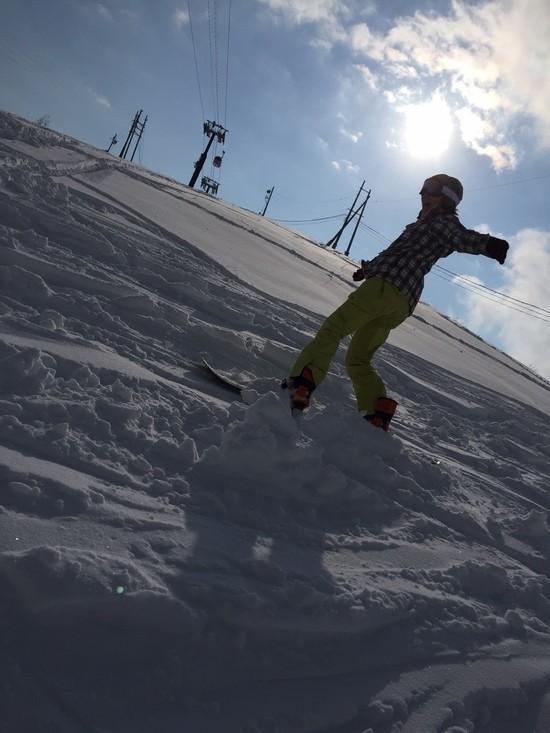 隠れ名コース「沢コース」|白馬岩岳スノーフィールドのクチコミ画像3