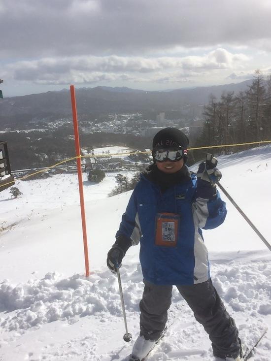 本格的はこれから 草津温泉スキー場のクチコミ画像