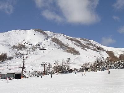 メジャーゲレンデは大賑わい|車山高原SKYPARKスキー場のクチコミ画像2