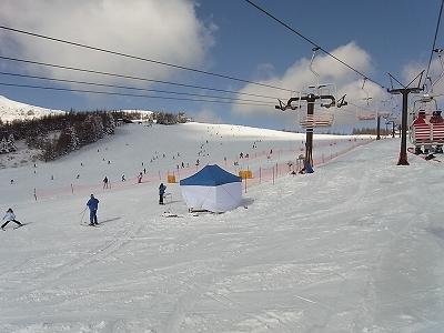 メジャーゲレンデは大賑わい|車山高原SKYPARKスキー場のクチコミ画像3