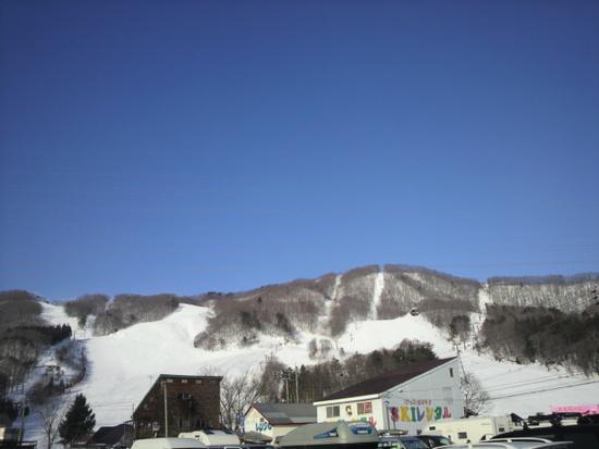 晴天でした|白馬岩岳スノーフィールドのクチコミ画像1