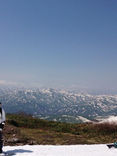 コブ練習|月山スキー場のクチコミ画像