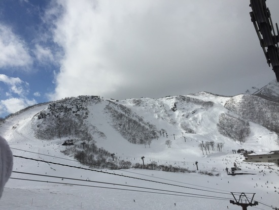 混み合ってました|谷川岳天神平スキー場のクチコミ画像