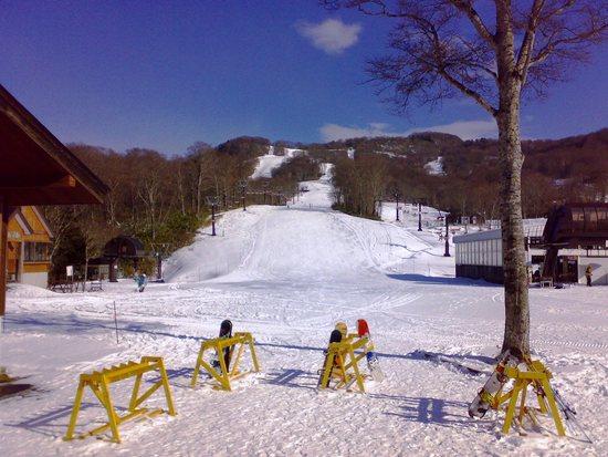 初滑り行ってきました|たんばらスキーパークのクチコミ画像