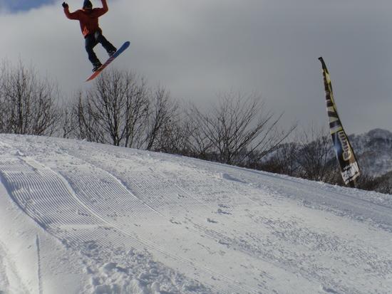 三連休中日でも快適に滑れる福井和泉|福井和泉スキー場のクチコミ画像2